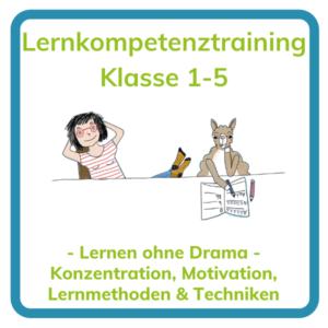 Lernkompetenztraining Grunschule